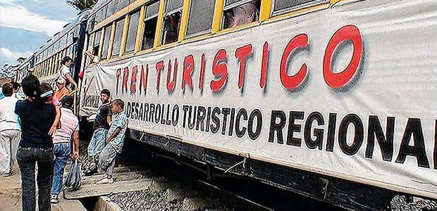 El Tren Turístico del Valle podría volver a rodar este año