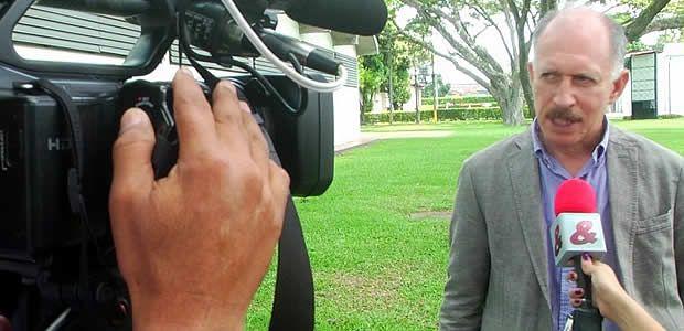 """Diálogos de la Habana deben continuar"": Gobernador Temístocles Ortega Narváez"