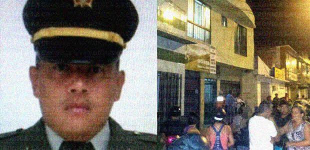 Intendente de la Policía que se suicidó en Cartago fue sepultado en Montenegro