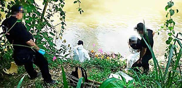 Hallaron restos humanos en zona rural de Cartago