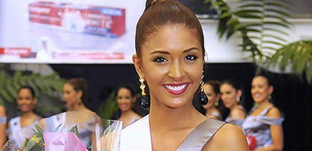 Señorita Obando, la mejor sonrisa del Valle