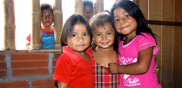 Presencia de la Gobernación de Risaralda en el Resguardo Indígena de Suratena