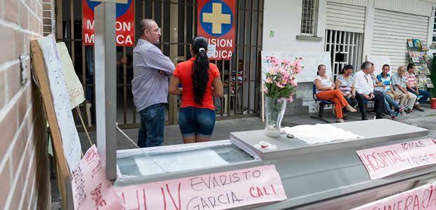 La triste historia del Hospital Departamental de Cartago