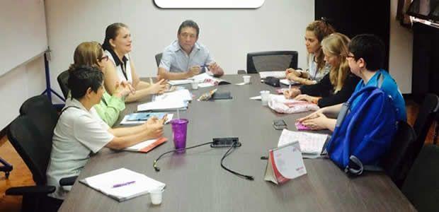 Reunión con representantes de Naciones Unidas y Secretaria de la mujer y equidad de género