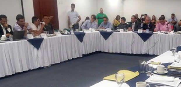 Hospital Universitario recibe apoyo del bloque parlamentario del Valle