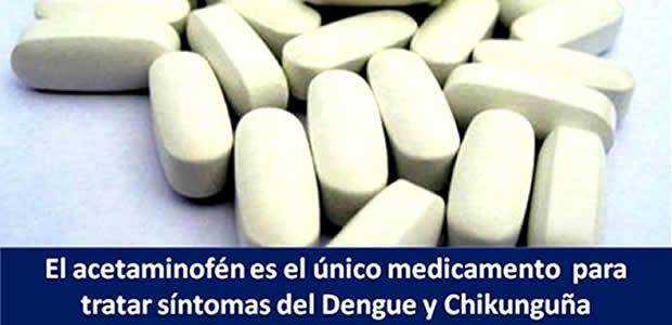 Si tiene síntomas de Chikungunya, hágale caso a su médico: tome acetaminofén