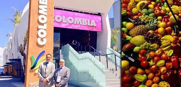 Gobernador del Valle se encuentra en expo Milán, promoviendo oferta hortofrutícula
