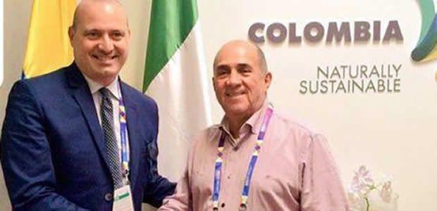 Valle del Cauca y región italiana Emilia Romagna interesados en cooperación bilateral