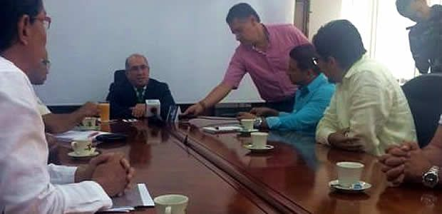 Gobernador del Valle se reunió con Sintraemcali y ofreció mediación para mejorar la entidad