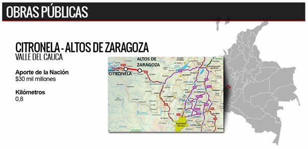 Invías abre proceso de contratación para construir doble cazada en tramo de vía hacia Buenaventura