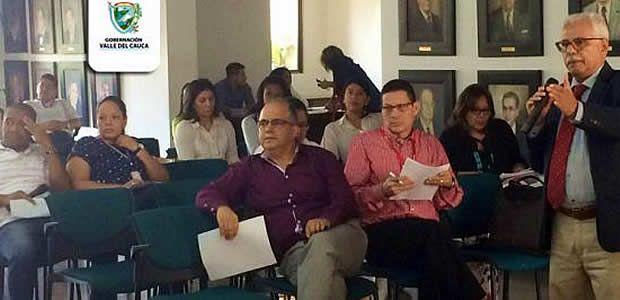 """Inicia fase de concertación del escenario """"Apuesta del Valle del Cauca – Visión Valle 2032"""""""