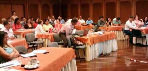 Se realizó jornada de empalme con representantes de municipios vallecaucanos