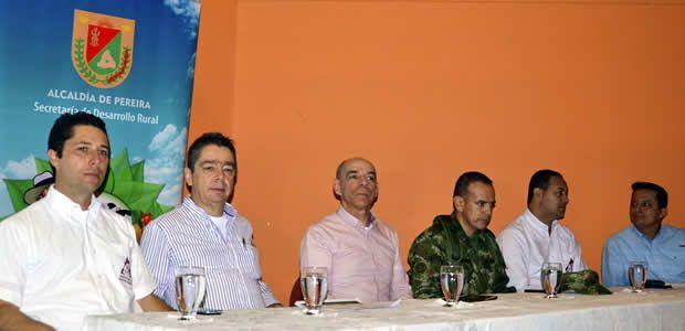 350 uniformados de la policía brindarán seguridad a caficultores y recolectores de Café