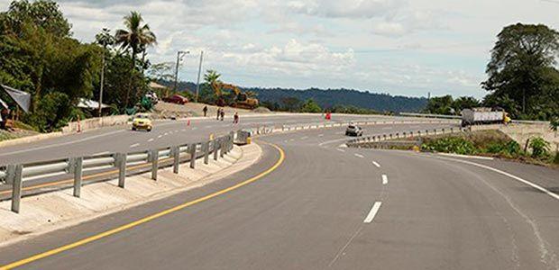 Levantan provisionalmente medida de tránsito vehicular Loboguerrero – Mediacanoa