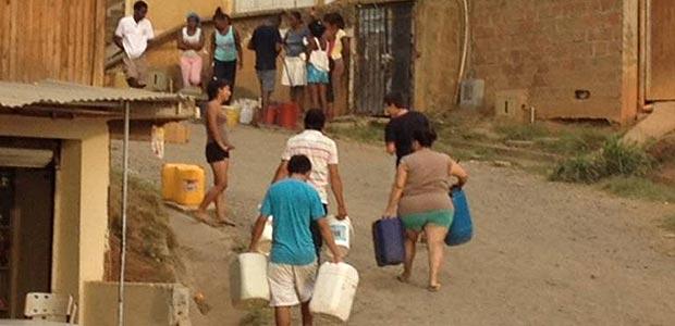 Levantan temporalmente racionamiento de agua en ocho municipios del Valle