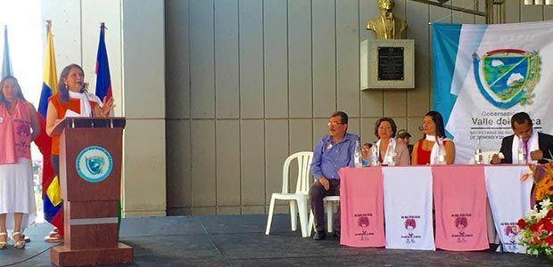 En el Valle se conmemoró el día de la NO violencia contra la mujer