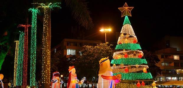Armenia encendió las luces de un dulce sueño de navidad