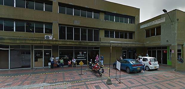 En diciembre inicia traslado hacia la nueva sede, del Instituto de Tránsito de Pereira