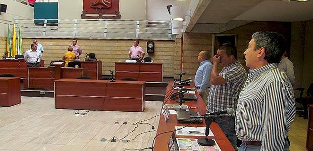 Concejo de Armenia aprobó vigencias futuras para programa de alimentación escolar