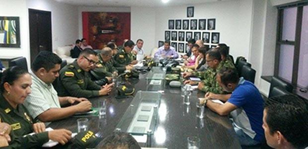 Gobernador del Quindío ratificó deseo de crear Secretaría de Seguridad Humana