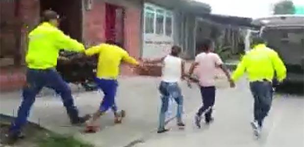 Desmantelan banda en Cartago