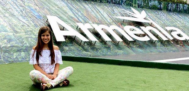 Adolescente Quindiana representó a los niños de Colombia en V Congreso del Futuro en Chile