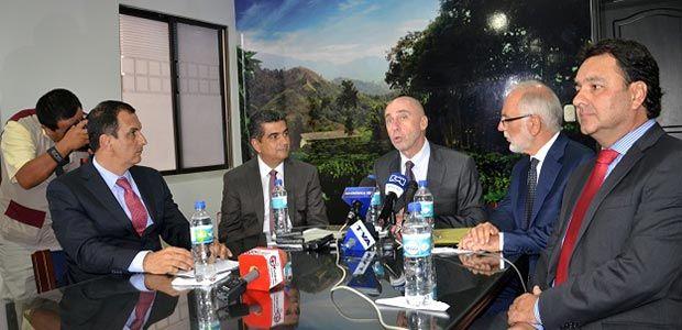 Desde Armenia se potencializa cooperación del gobierno alemán con el eje cafetero