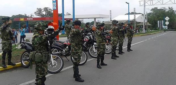 Más de mil hombres vigilarán las vías del Valle y norte del Cauca en semana santa