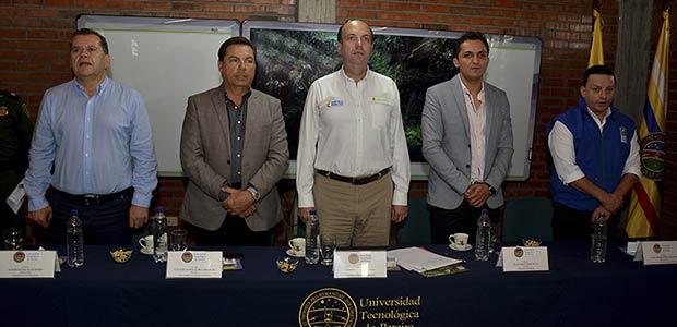 Risaralda presenta proyecto para sostenibilidad ambiental del paisaje cultural cafetero