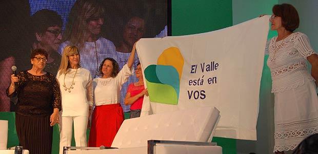 Lanzamiento de la marca institucional de la gobernación 'El Valle está en vos'