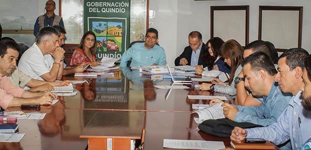 Consejo de estupefacientes entregó tres propuestas de prevención al Gobierno del Quindío
