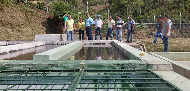 En servicio, obras de optimización del acueducto de Mistrató, Risaralda