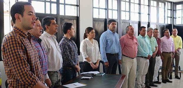 Conformados los OCAD de nueve municipios del Quindío