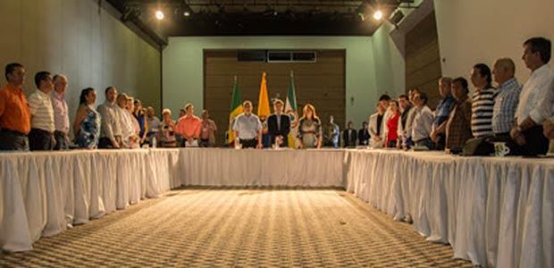 Gobierno del Quindío continúa construcción colectiva del plan de desarrollo