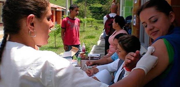 """Jornada nacional de vacunación """"Vamos por el oro"""" en Cartago este sábado 30 de abril"""