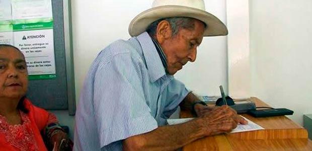 Listado de cartagüeños rechazados de lista de espera de auxilios para adultos mayores