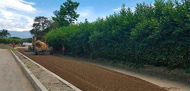 Obras de construcción de la avenida Santa Ana de Cartago seguirán su curso
