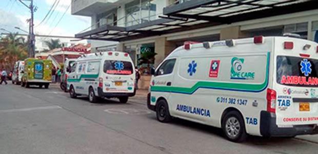 Se trabaja en la reorganización del CRUE para regular despacho de ambulancias en el Quindío