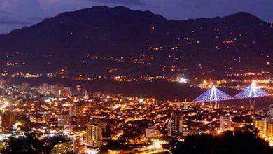 Pereira de noche