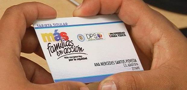 Desde este 29 de junio beneficiarios de Más familias en acción podrán cobrar tercer pago de 2016