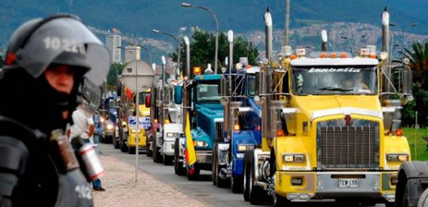 300 mil toneladas han sido movilizadas en el Valle a pesar del paro camionero