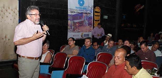 Secretaría de Cultura se anticipa a convocatoria Nacional de Concertación cultural 2017