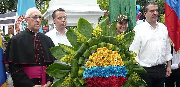 Cartago también conmemoró el día de la Independencia