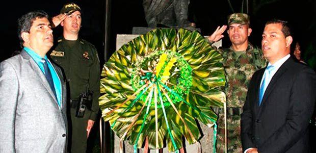 Gobernador del Quindío se unió a la celebración de los 102 años de Quimbaya