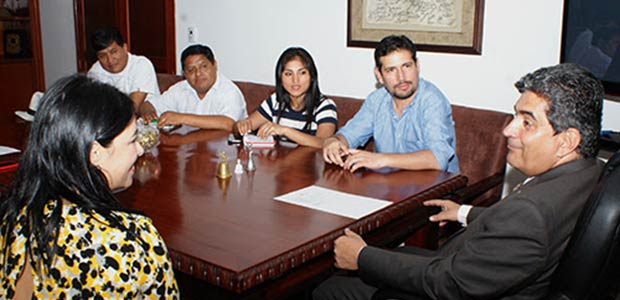 Comisión peruana visita el Quindío por el posicionamiento del café y turismo en ámbito internacional