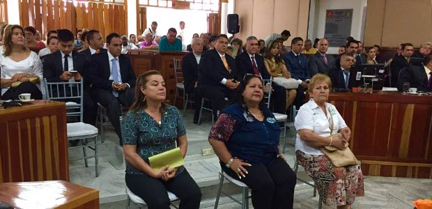 Se cumplieron actos protocolarios del aniversario de Cartago por parte del gobierno local