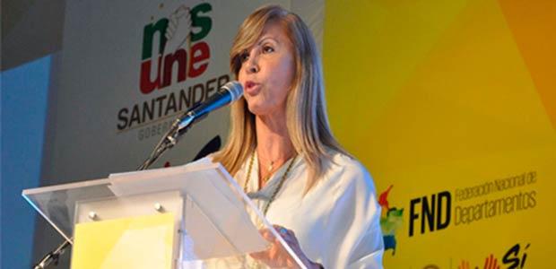 Gobernadora del Valle pide claridad sobre financiación a los acuerdos de paz en las regiones