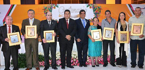 La Tebaida, Quindío, celebró 100 años de vida administrativa