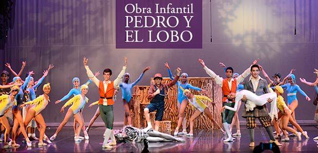 Con Pedro y el lobo arranca gira de Incolballet y la Orquesta filarmónica por el Valle