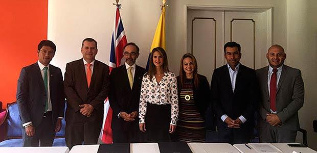 Risaralda firmará convenio de cooperación con el gobierno Británico